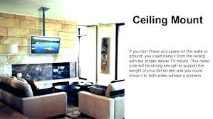 how to hang a tv mount. Beautiful Mount Tv Mount From Ceiling Supreme Flat Screen Hanging A The Interior Design 24 With How To Hang Y