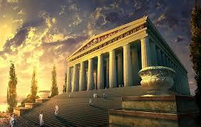 Семь чудес света Древний мир Храм cады Семирамиды Родосски Маяк  Храм Артемиды