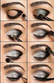 smokey eyes makeup tutorial beautiful shoes