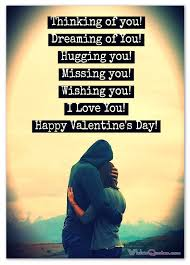Valentine Quotes For Him Gorgeous 48 Love Valentine's Day Quotes Messages With Images For Him Or Her