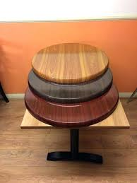unfinished round table top round table tops for round table tops east table top