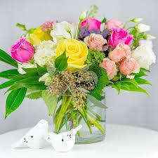 wild and pretty bouquet