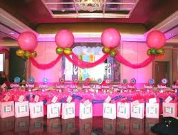 Sweet 16 Decorations Sweet Decorations Pink Sweet 16 Cake Ideas Rose
