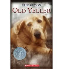 old yeller by fred gipson old yeller