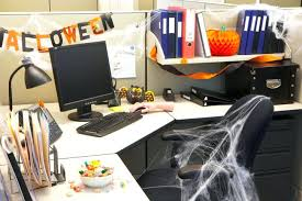 office halloween decorating ideas. Desks: Desk Halloween Decorating Ideas Office Ingenious Celebrating At Work Cubicle And Fun Intended For S