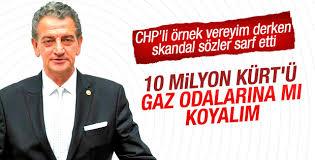 CHP'li vekil: 10 milyon Kürt'ü öldürecek miyiz
