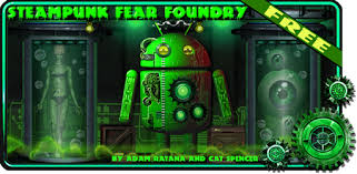 <b>Steampunk</b> Droid Fear Lab Free - Apps on Google Play