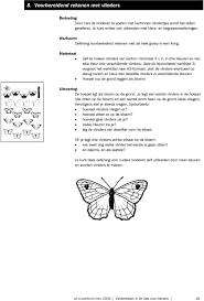 Vlinderlessen In De Klas Voor Kleuters Pdf