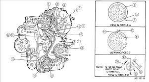 ford ranger 2 3l engine diagram wiring diagram expert 94 ranger timing marks diagram just wiring diagram ford ranger 2 3l engine diagram