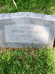 Mollie Addie Tucker Emery (1872-1912) - Find A Grave Memorial