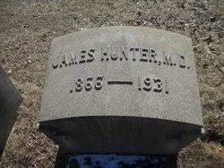 Dr James Hunter Jr. (1866-1931) - Find A Grave Memorial
