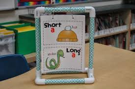 Anchor Chart Holder Diy 7 Creative Diy Projects For Teachers Using Pvc