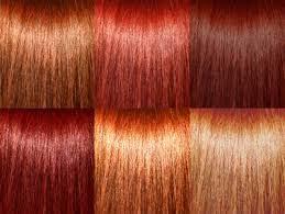28 Albums Of Auburn Hair Colour Chart Explore Thousands