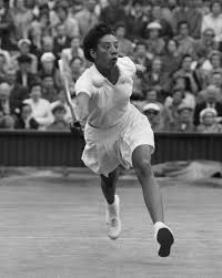 At The Height Of Her Tennis Career, Althea Gibson Turned To Golf | Only A  Game