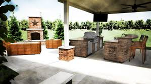 Outdoor Kitchen Designer Lux Outdoor Kitchen Design Grills Pizza Ovens  Columbus Cincinnati