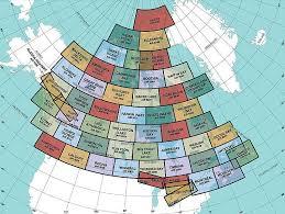 Canada Vfr Navigation Charts Vncs 1 500 000