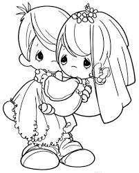 Small Picture Wedding Coloring Pages On Kids Wedding Favors Kids 12682