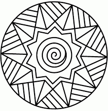 Small Picture Free Printable Mandalas for Kids for Seniors May Benefit Numerous