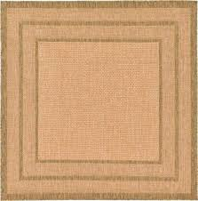 8x8 outdoor rugs at marvelous square light brown images 8x8 square outdoor rug