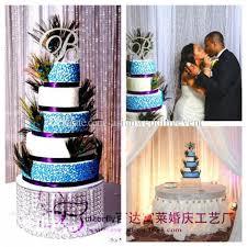 home design diy cake stand great crystal wedding 16 round chandelier cupcake stands