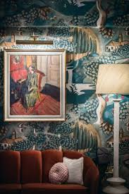Bloomsbury Theme Interior Design Modern Art Deco Interior At The Bloomsbury Hotel The