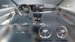 The Bmw Concept I4 Automobilsport Com