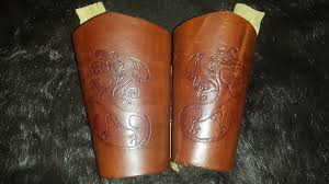 picture of viking arm bracers