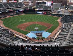 Twins Stadium Seating Chart Target Field Section 316 Seat Views Seatgeek