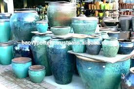 big ceramic