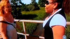 Street fight busty ebony girls video