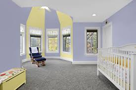 Purple And Yellow Bedroom Baby Nursery Pleasing Living Room Color Schemes Gray And Purple