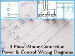 3 phase motor wiring diagram 6 wire images generator wiring three phase motor power control wiring diagrams