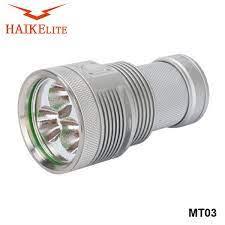 HaikeLite MT03 Đèn Pin LED XHP70.2 21000LM Cao Cấp Đèn Cắm Trại Đèn Pin Đèn  Khẩn Cấp Đèn Self Defense Supplies