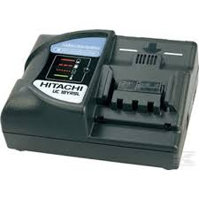 hitachi 18v battery charger. hitachi uc18yrsl charger 14.4v and 18v for lithium batteries battery u