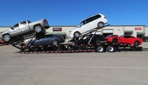 5 Car Hauler Trailers For Sale By Infinity Trailers