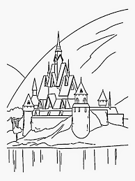 Small Picture Downloads Frozen Coloring Pages Ice Castle