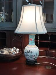small oriental lamp