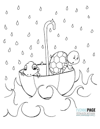 Small Picture April Showers Coloring Pages At glumme