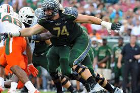 Illinois Football Depth Chart 2011 Stampeding Through The Usf Football Roster 74 Mark Popek