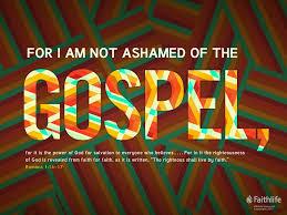 Romans 1:17 NIV - For in the gospel the…   Biblia