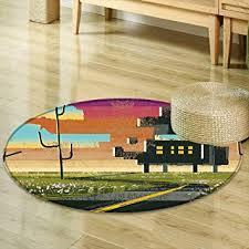 Home Exterior Paint Design Classy Amazon Round Area Rug Fantasy Art House Decor Trippy