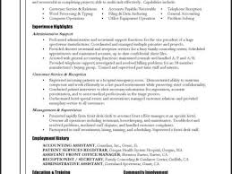 Lovely Registrar Resume Ideas Entry Level Resume Templates