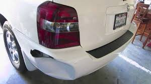 01-07 Toyota Highlander Rear Bumper Cover Installation - How To ...
