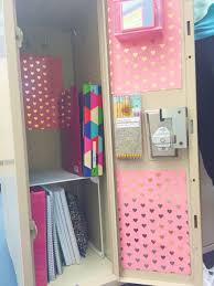 25 diy locker decor ideas for more cooler look locker ideas inside magnetic wallpaper lockers