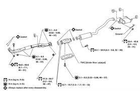 nissan exhaust diagram cars trucks questions answers 66dbfad jpg