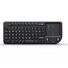 <b>Rii Mini X1</b> Rf Mini Wireless Keyboard Touchpad For Pc Smart Tv ...