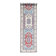 Carpet Design Gallery Amazon Com Hand Knotted Gallery Size Kazak Tribal Design