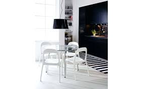 glass round dining table with 4 chairs ikea and 6 tables