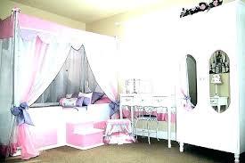 Toddler Bed For Girls Little Girl Canopy Little Girls Canopy Bed ...