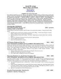 Career Summary Resume Sample Fresh Professional Summary Example
